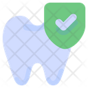 Tooth shield Icon