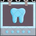 X Ray Dental Medical Icon