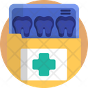 Tooth Xray Dentistry Teeth Icon