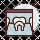 Tooth X Ray Teeth X Ray Dentist Icon