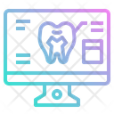 Tooth Xray Icon