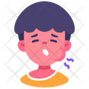 Hurt Pain Toothache Icon