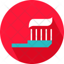 Toothbrush Paste Teeth Icon