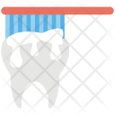 Tooth Brushing Cleaning Icon