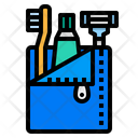 Toothbrush Health Toothpaste Icon