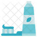Hygiene Toothbrush Toothpaste Icon