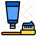 Toothbrush Cleaner Cleaning Icon