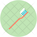 Toothbrush Dental Cleanliness Icon