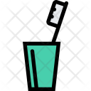 Toothbrush Beauty Health Icon