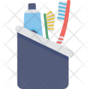 Toothbrush Holder Icon