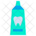 Paste Tooth Teethdental Icon