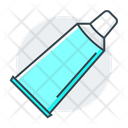 Toothpaste Tube Hygiene Icon