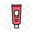 Toothpaste Tube Color Icon
