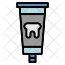 Toothpaste Oral Care Healthcare Icon