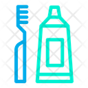 Toothpaste Brush Paste Icon