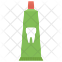 Toothpaste Tube Dentifrice Mouthwash Icon