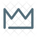 Top King Crown Icon