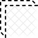 Top Left Diagonal Icon