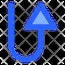 Top Arrow Up Icon