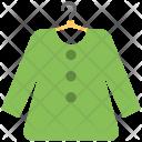 Top Shirt Dress Icon