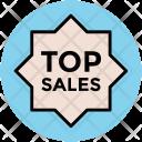 Top Sales Tag Icon