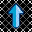 Top Direction Arrow Icon