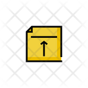 Top Alignment Alignment Top Icon