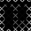 Top Alignment Icon