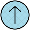 Upload Arrow Up Icon