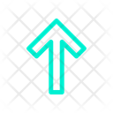 Arrow Arrow Top Arrow Up Icon