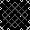 Chevron Circle Up Icon