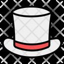 Top Hat Cap Headpiece Icon