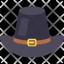 Hat Top Cap Icon