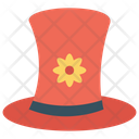Top Hat Magician Hat Circus Hat Icon