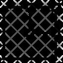 Top Left Align Icon
