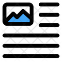 Top Left Image Icon
