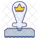 Top Priority Stamp Icon