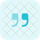 Top Quote Icon
