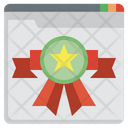 Top Rated Badge Rating Icon