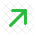 Arrow Top Right Arrow Arrows Icon