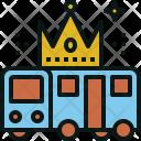 Top Service Bus Icon