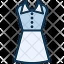Topcoat Coat Greatcoat Icon