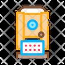Topography Machine Icon