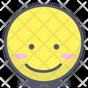 Topview Smile Smiley Icon