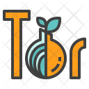 Browser Onion Tor Icon