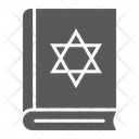 Torah Book Israel Icon