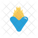 Torch Fire Flame Icon