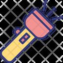 Torch Pocket Torch Flashlight Icon