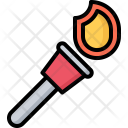 Torch Fire Icon