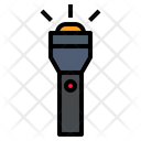Searchlight Flashlight Torch Icon